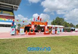 Hội Trại Tòng Quân 2019 Thị Xã Phú Mỹ